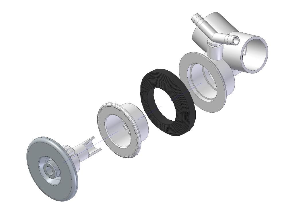 hydrod se ws712 whirlpool whirlwanne weiss g nstig vom profi. Black Bedroom Furniture Sets. Home Design Ideas