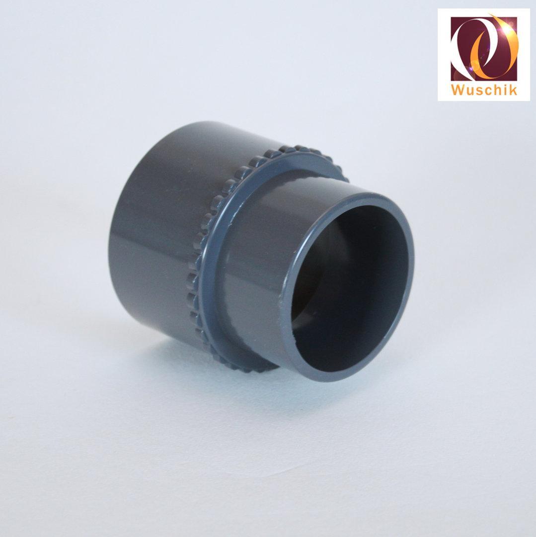 Reduziermuffe 90 x 63 mm PVC Verbinder Fitting Reduzierung Muffe Rohr Fittings