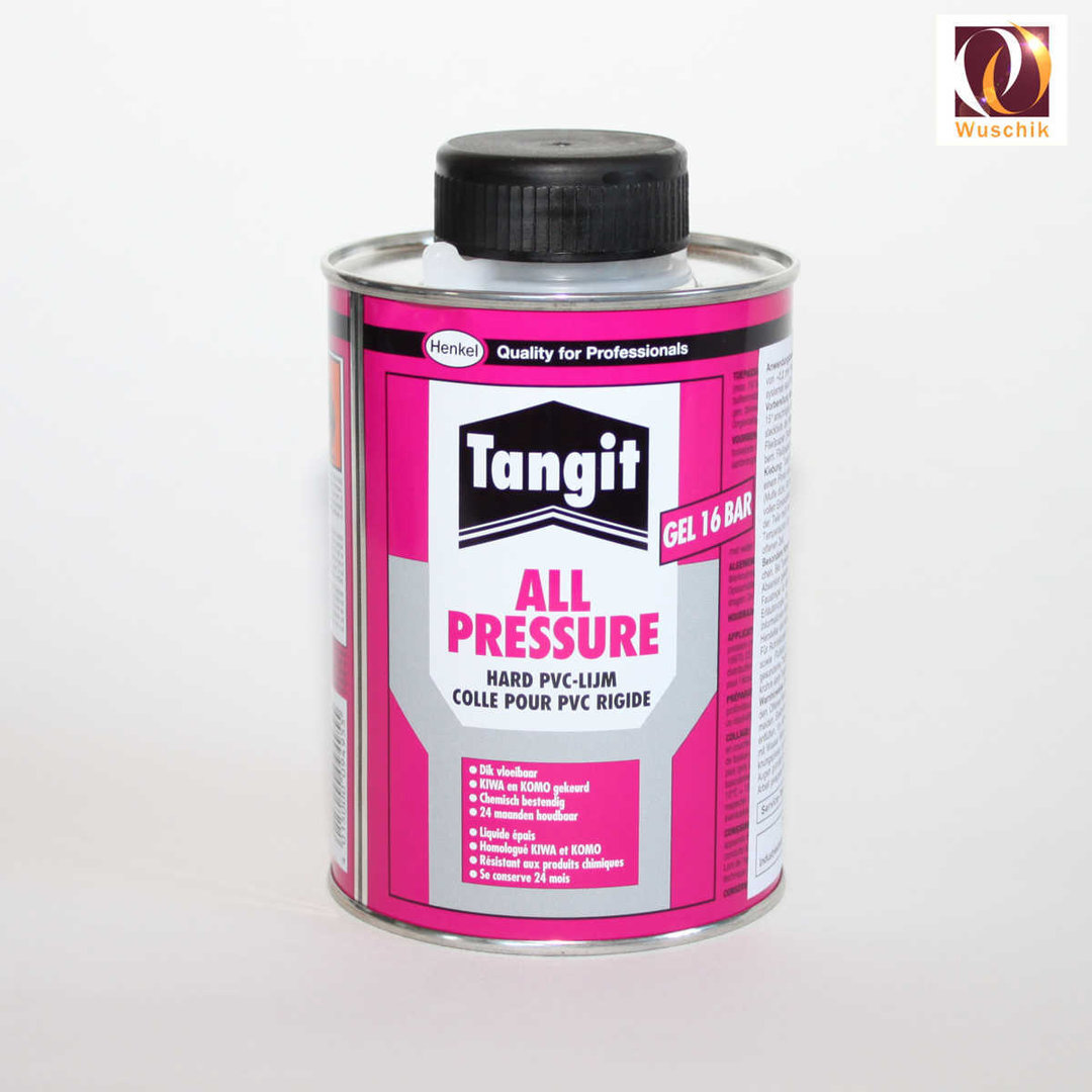 G pvc glue tangit plumbing adhesive gel