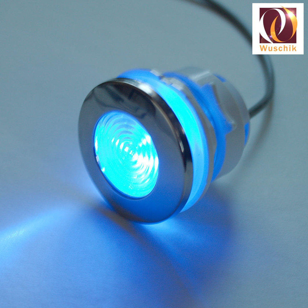 54 Mm Colorlight Rgb Led Starter Kit Stainless Steel