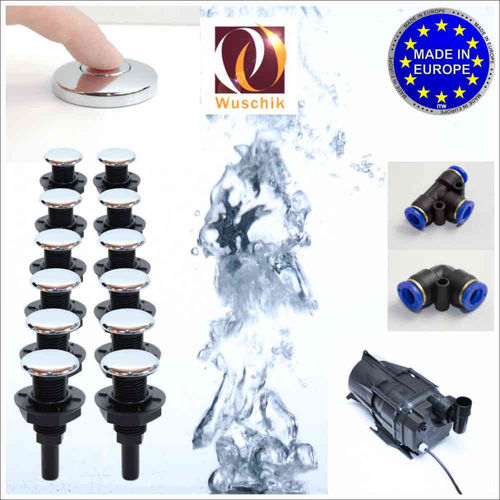 12 injector jacuzzi Air Spa whirlpool DIY Kit