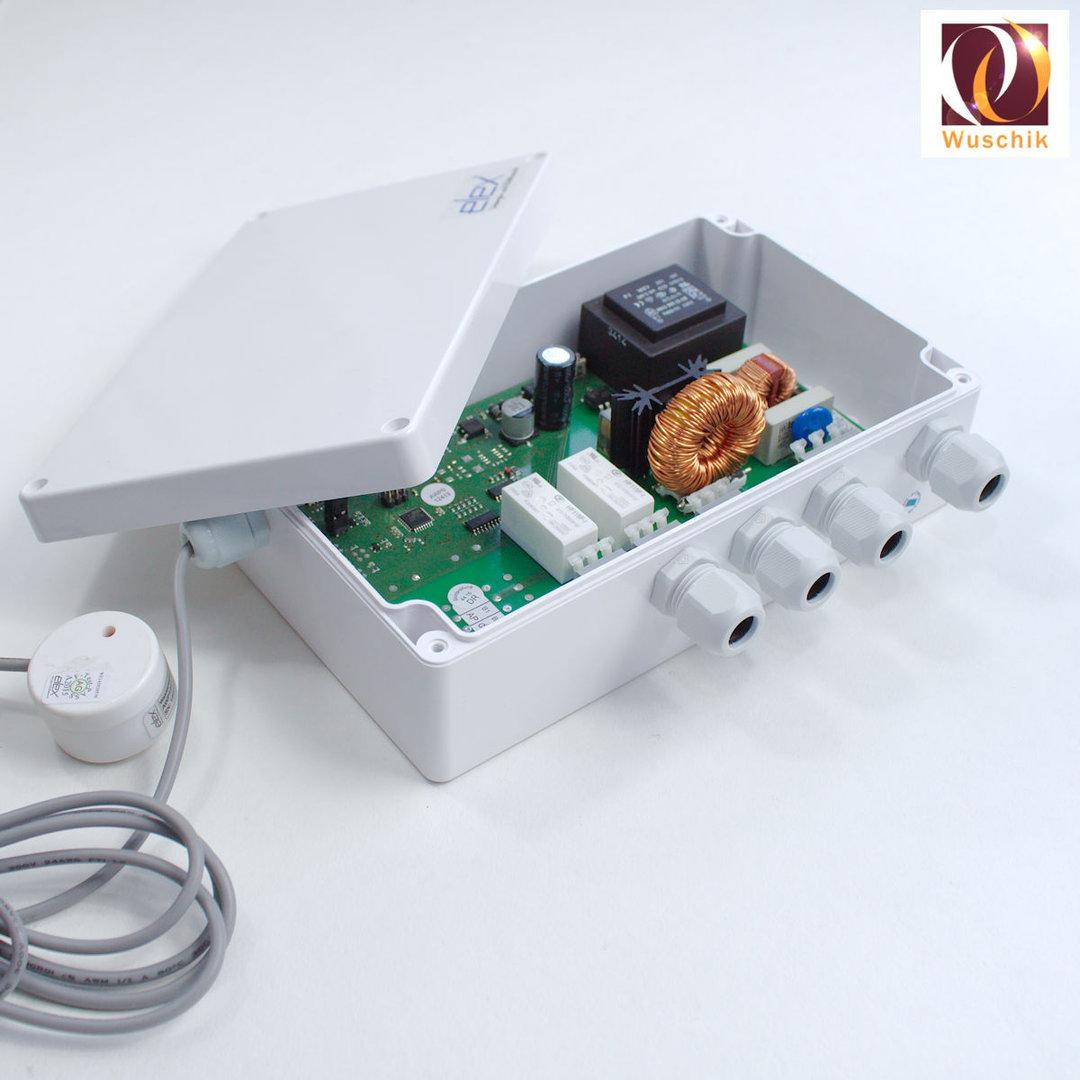 Control Box Whirlpool Tub Spa Airsystem Hydrosystem Round