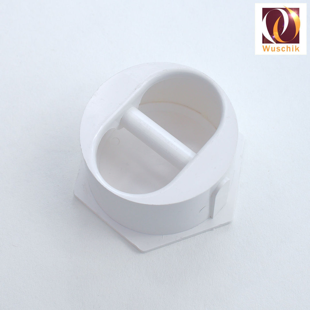 Anchor Hook Fixing Point Wall Floor Mounting Pvc White