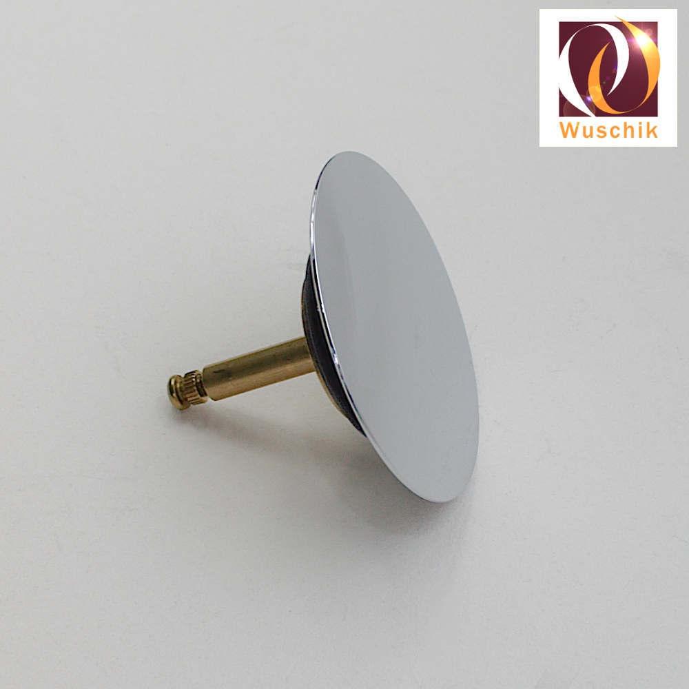 Drain plug Viega replacement plunger chrome Plated bath tub new!
