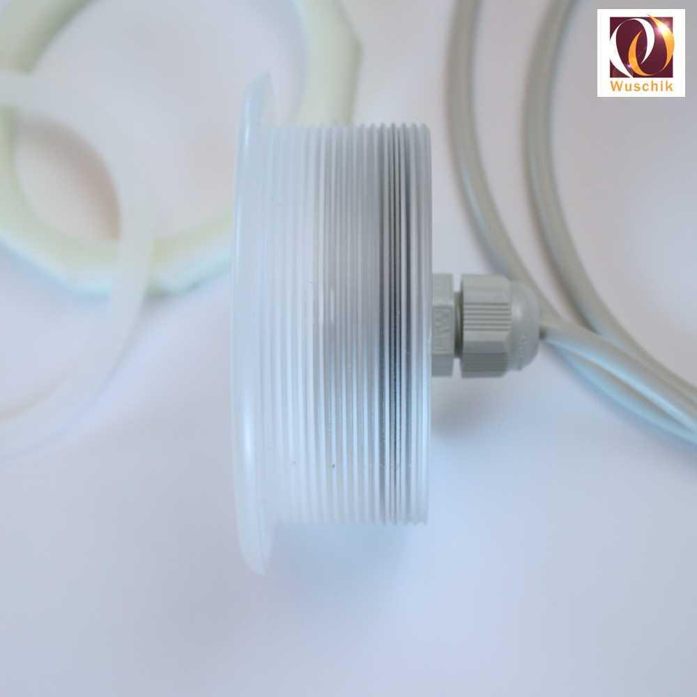 shower lamp led light waterproof 100 mm white downlight. Black Bedroom Furniture Sets. Home Design Ideas