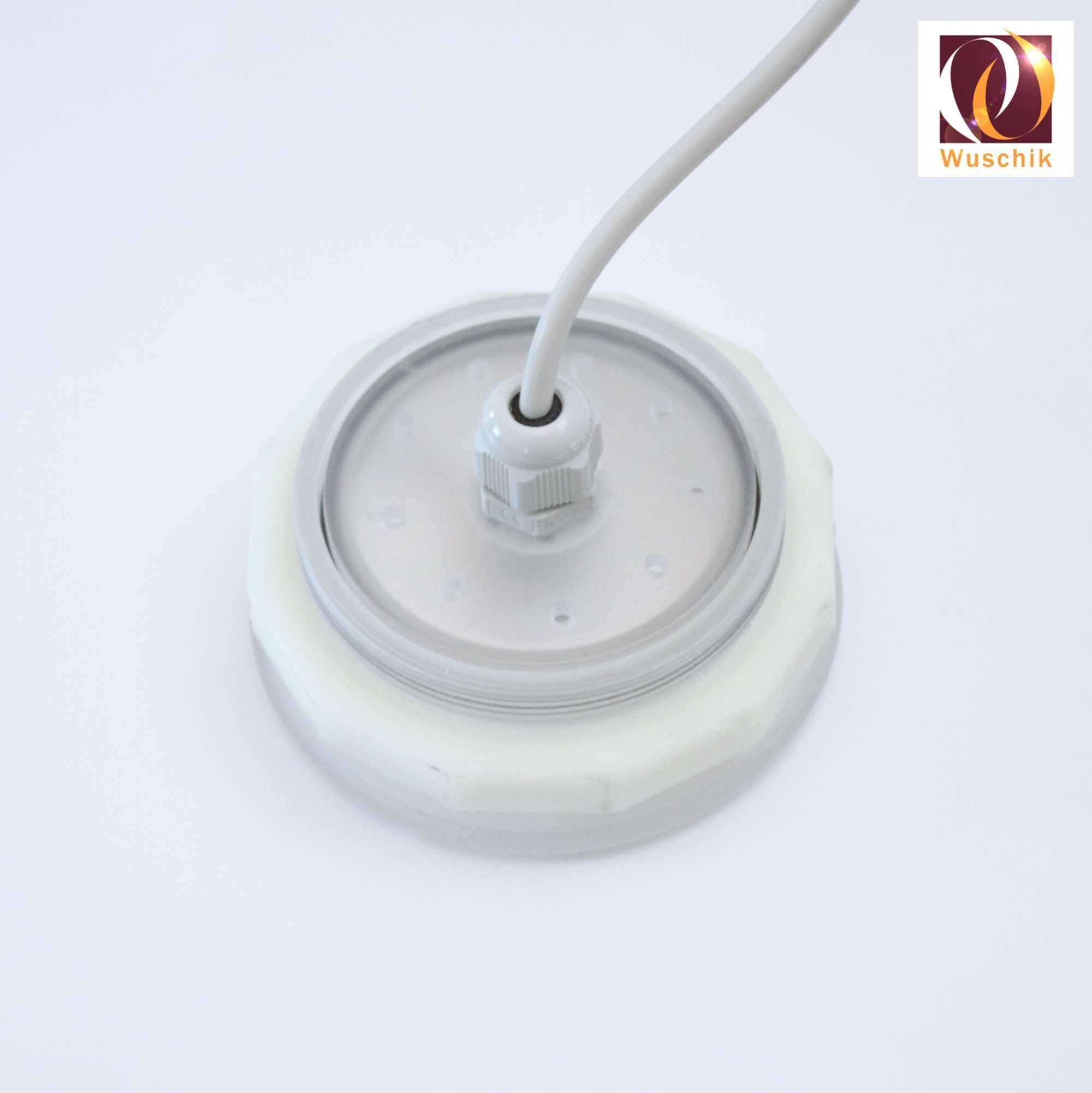 shower lamp led light waterproof 100 mm white downlight