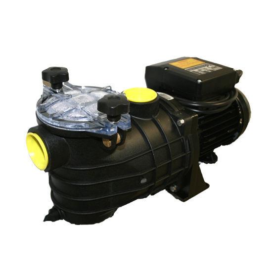Schwimmbadpumpe micro 50 mit vorfilter 0 37 kw 11 m h g nstig - Poolpumpe mit filter ...