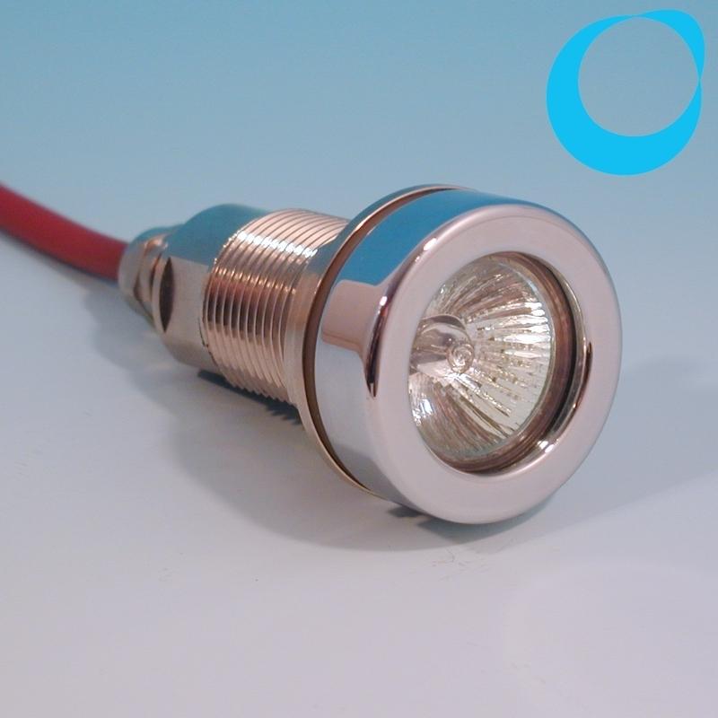 Unterwasserscheinwerfer f r badewannen uws 1240 mtr 35 watt - Badewannen beleuchtung ...