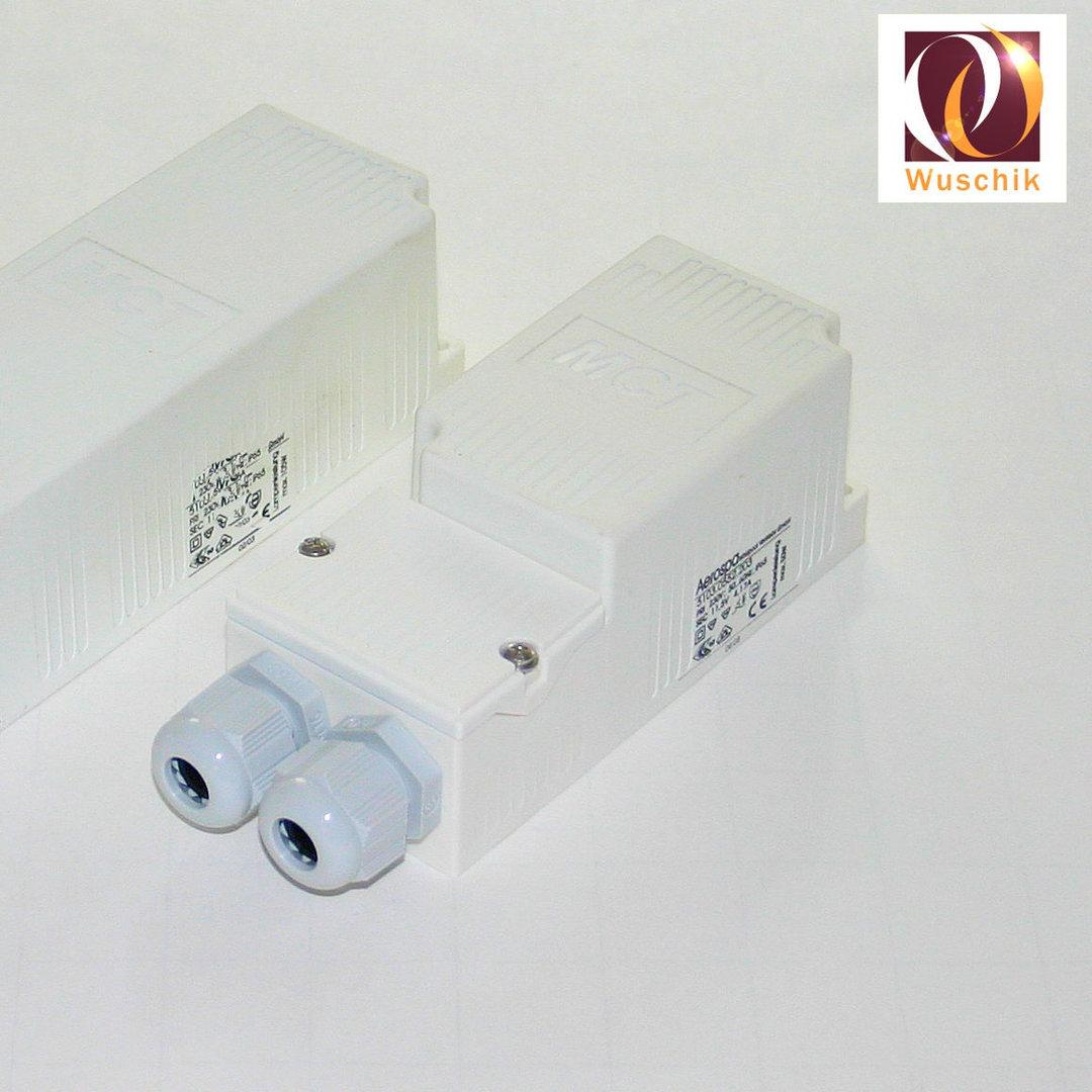 transformer 50 va 230 v 12v ip 65 waterproof led. Black Bedroom Furniture Sets. Home Design Ideas