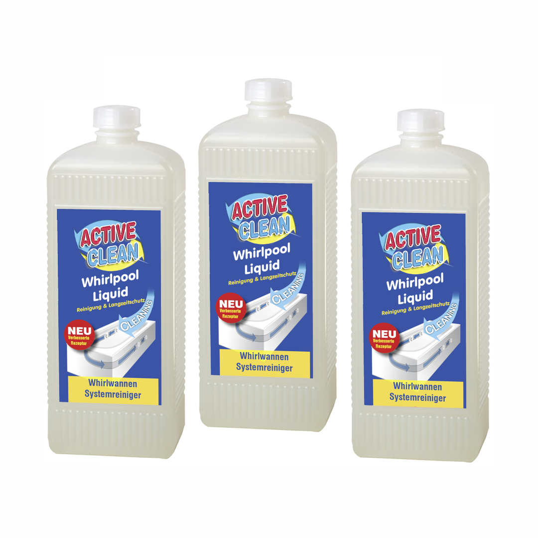 Jacuzzi + Whirlpool cleaner - jetted tub hygiene - low price!
