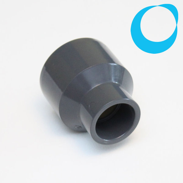 reduction sleeve 50 mm 32 mm reduction pipe reduction pvc. Black Bedroom Furniture Sets. Home Design Ideas