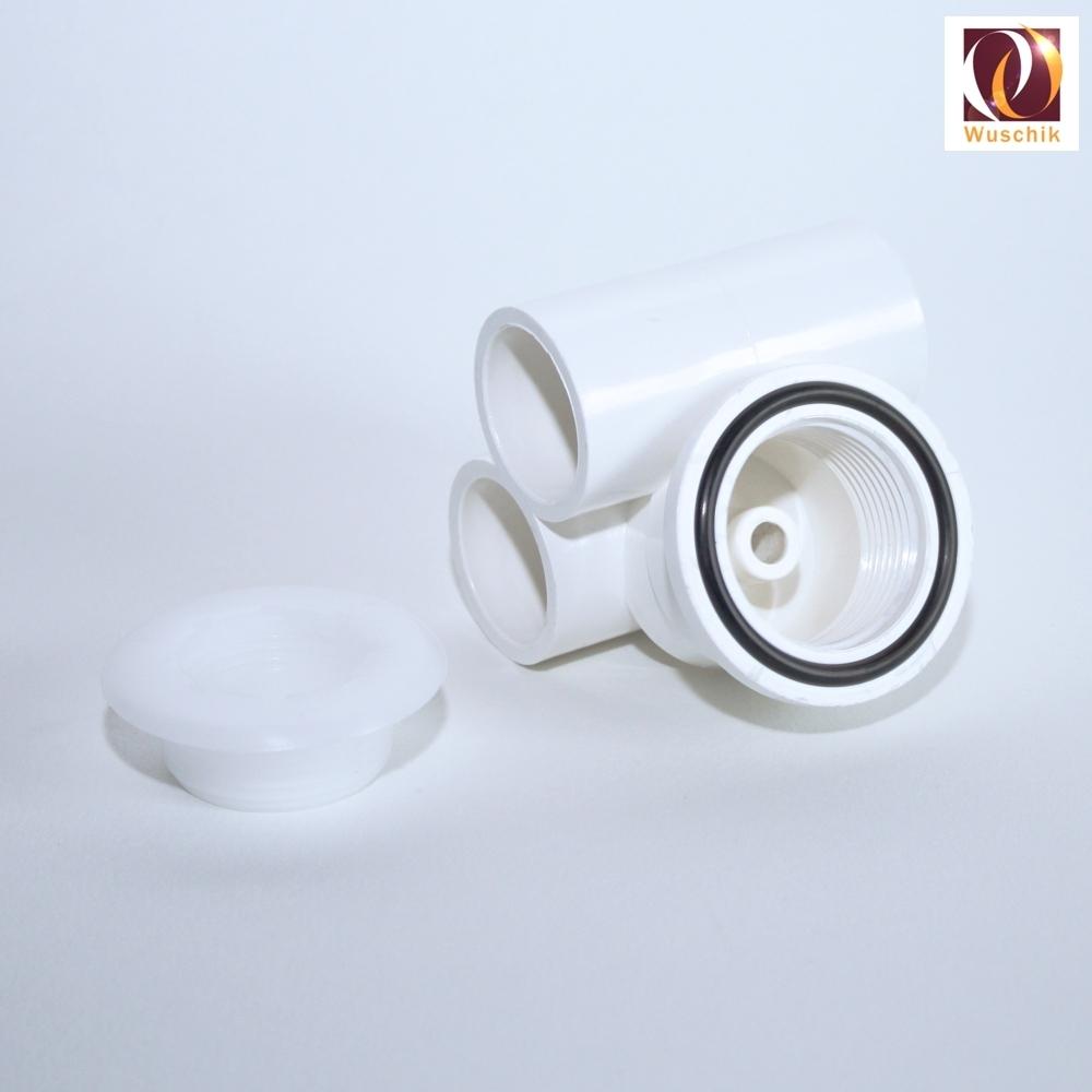 DIY Whirlpool bath tub KIT 6 Jets pump button chrome Best price!