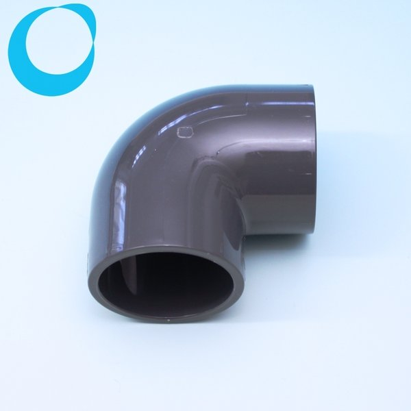 Pvc elbow degree mm grey plumbing here for low price