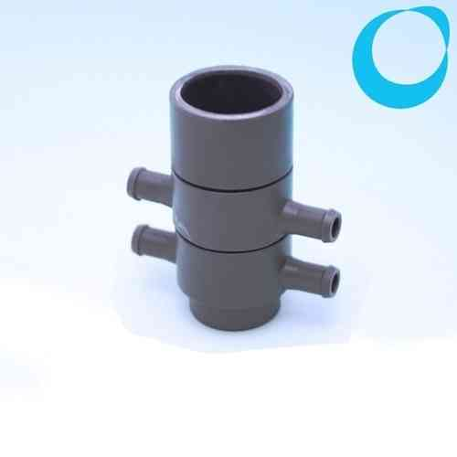 4 exit shower manifold 32mm - 4 x 10 mm distributor, distribution