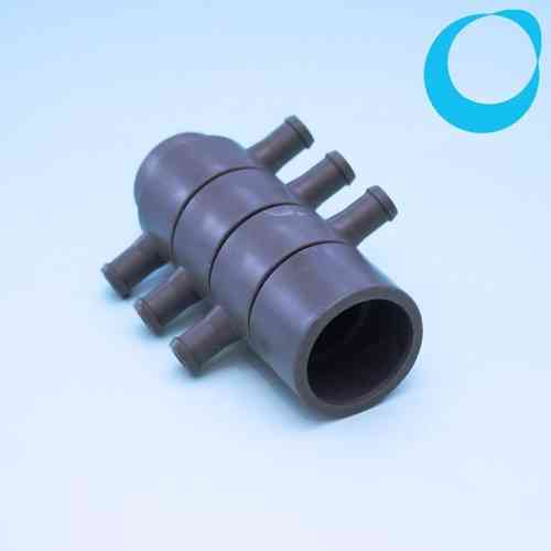 6 exit shower manifold 32mm - 6 x 10 mm distributor, distribution