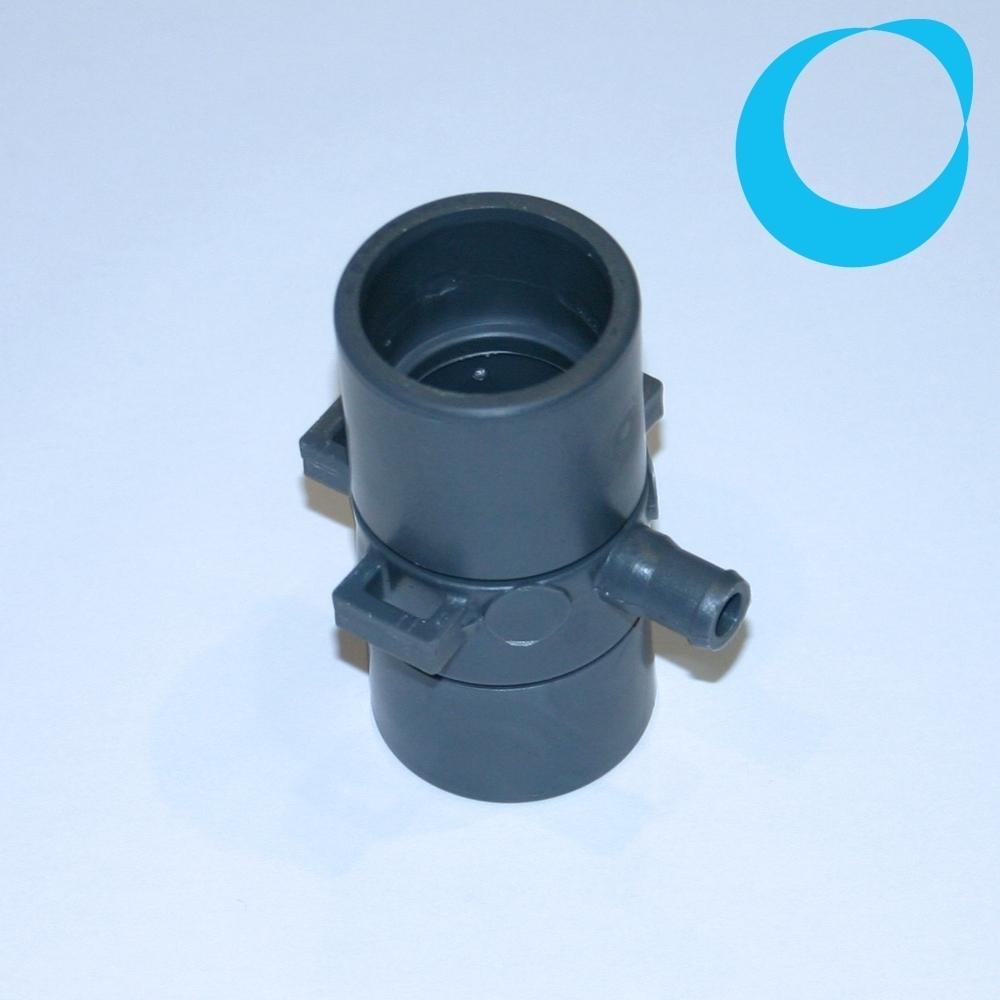whirlpool d sen verteiler 32mm 10 mm d senabgang schlauch 1 fach. Black Bedroom Furniture Sets. Home Design Ideas