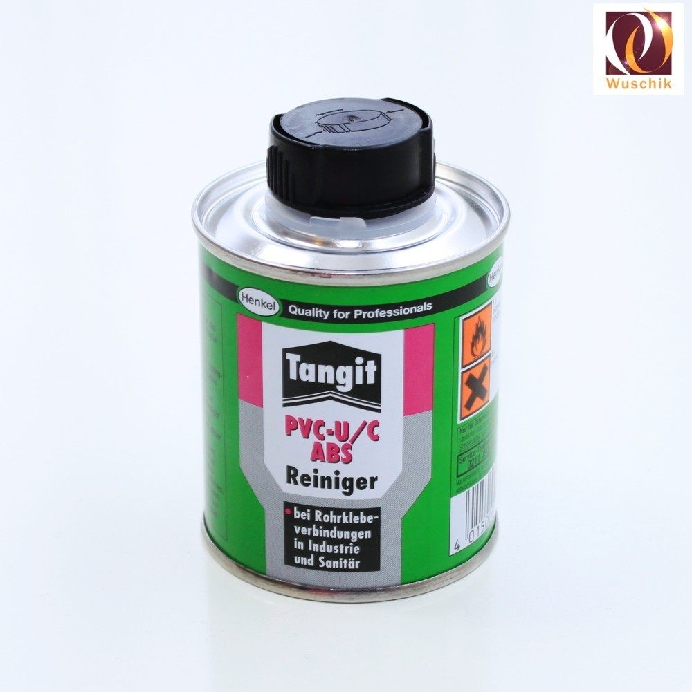 tangit 125 ml cleaner f pipes fittings made of pvc u. Black Bedroom Furniture Sets. Home Design Ideas