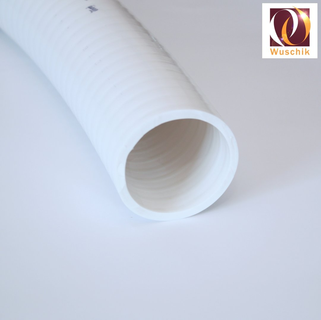 pvc flexible hose pool pipe 2 inch length 2 0 m for suction. Black Bedroom Furniture Sets. Home Design Ideas