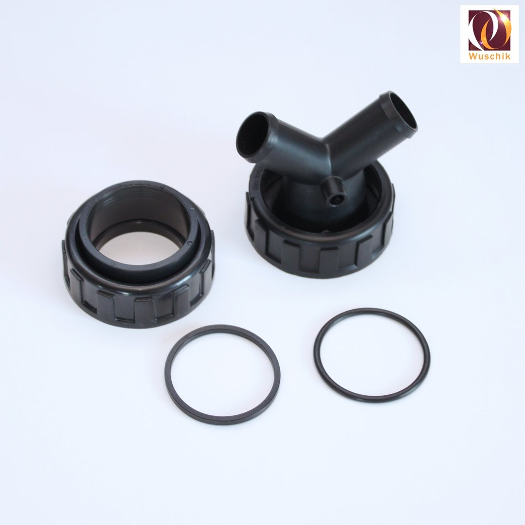 Pump connection kit mm union joint quot o