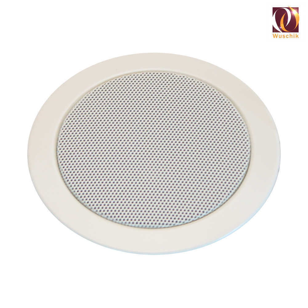 Shower Bath Speaker 10 cm White 30 Watts
