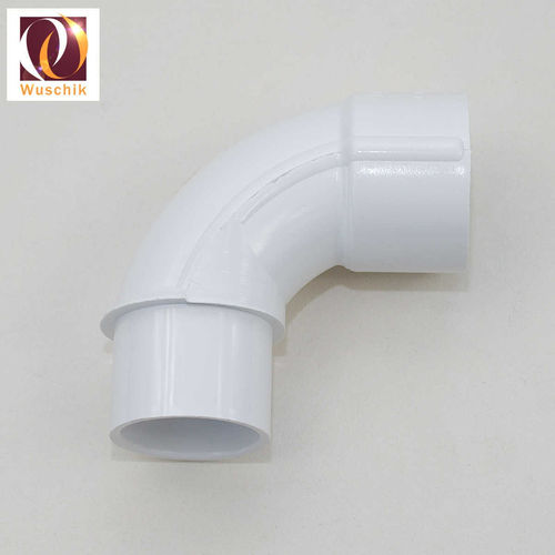 2 Inch ell bow fitting 90° cuff elbow inside-outside