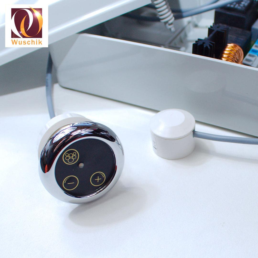 set whirlpoolelektronik luftsystem ein aus plus minus neu. Black Bedroom Furniture Sets. Home Design Ideas