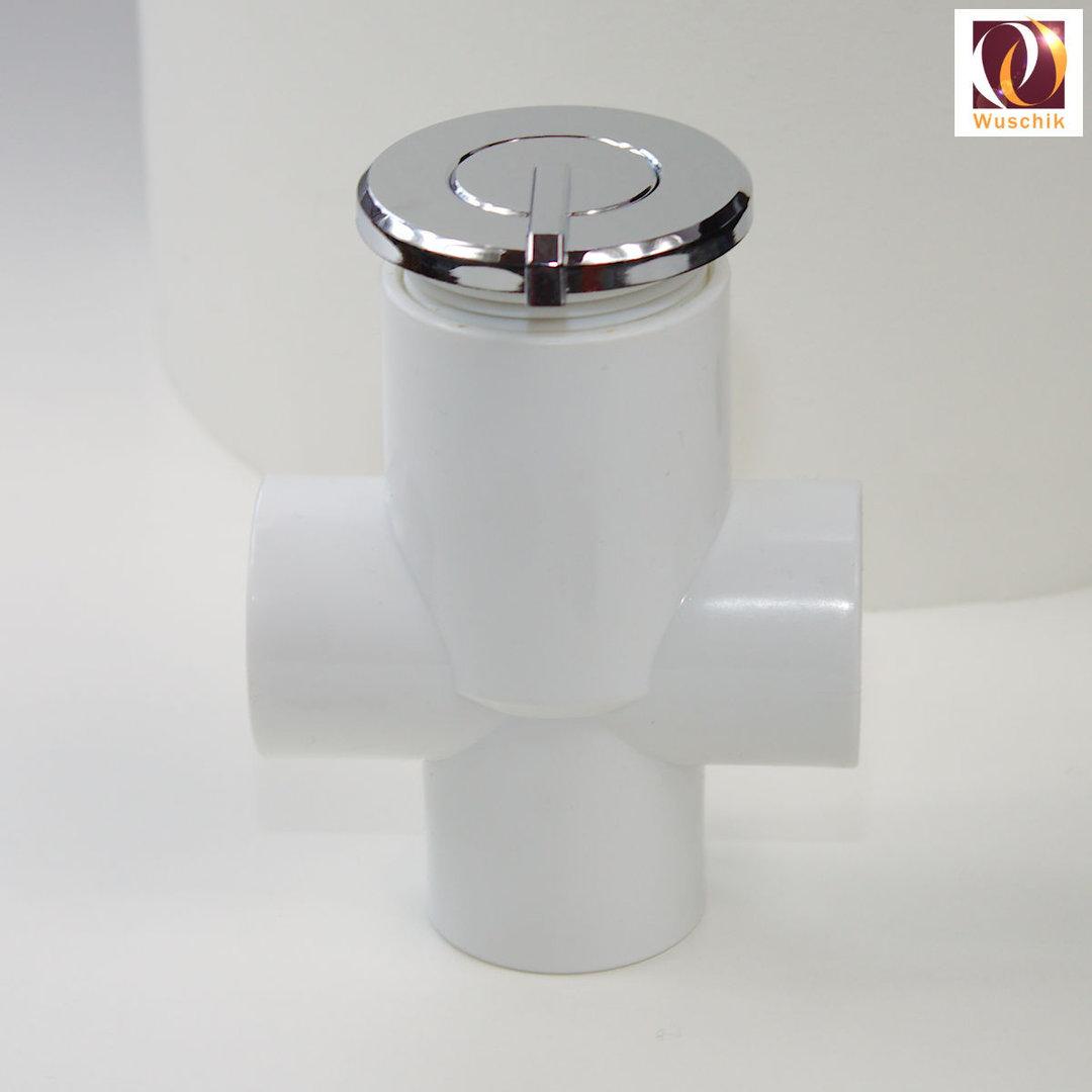 3 Way Air Switch Regulator Pool Whirlpool Jacuzzi Control 32mm 2 Pneumatic
