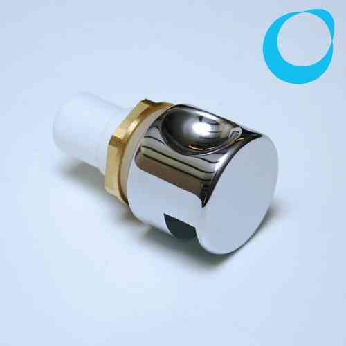 Steamjet, Steam outlet, steam shower jet, chrome, 22 mm