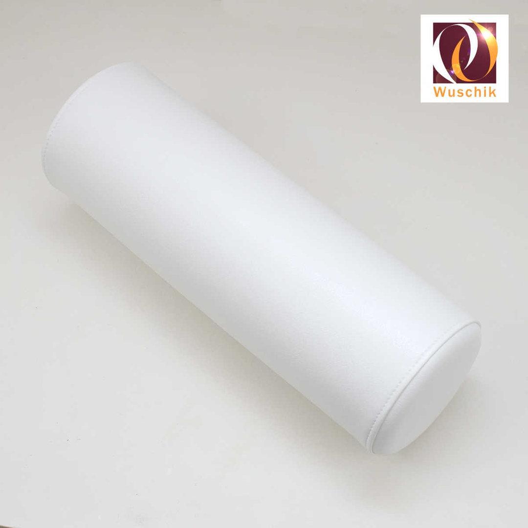 Headrest pillow bath tub 12 cm leather white Fit your Pool!