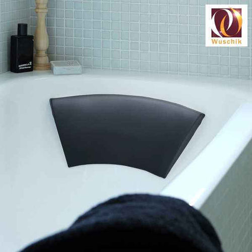Headrest soft glue AQT 38x21x2 cm bathtub whirlpool spa