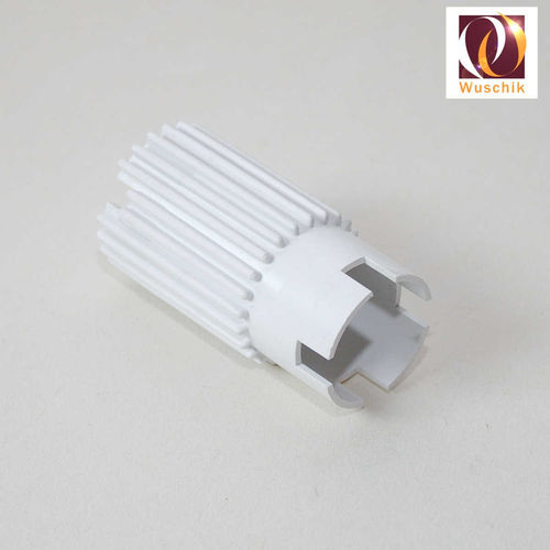 Key for drain suction pop up waste exchange filter sieve tool