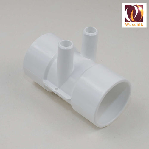 "Manifold Whirlpool Hot tub 2 exits 3/4"" open spare 2"""