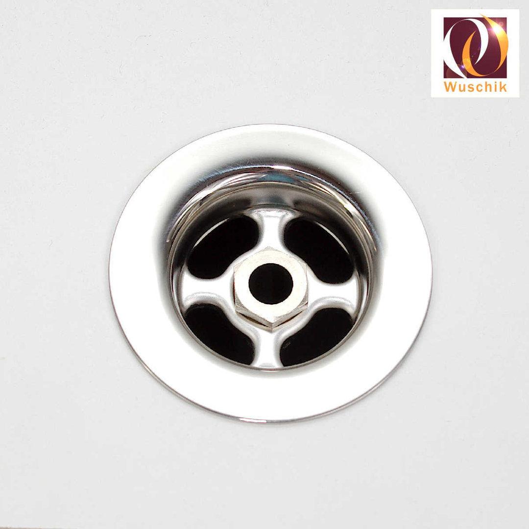 Bathtub Drain Plug 70 Mm Brass Chrome Stopper Closer