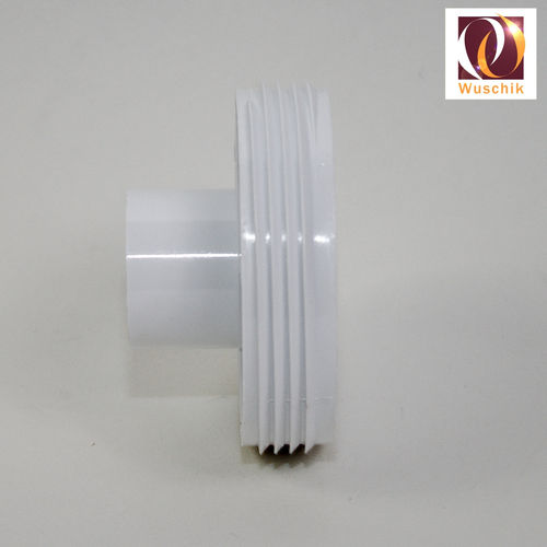 Plastic fitting 2 inch 3/4 inch, screw fitting pvc sleeve