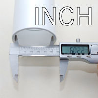 INCH - Imperial and US customary measurement systems