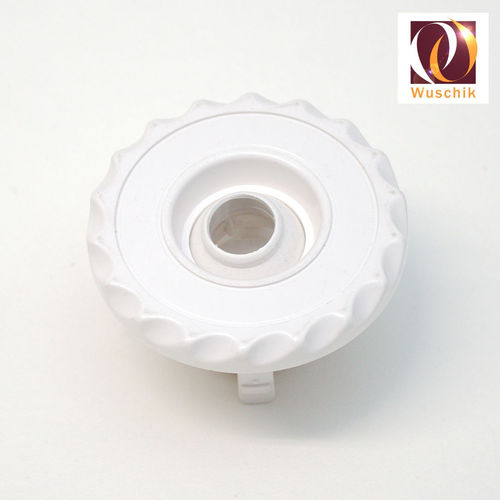 Nozzle cover 66mm pluggable ball head white