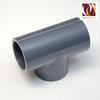 PVC tee T-piece 1 1/2 inch 48mm adhesive fitting