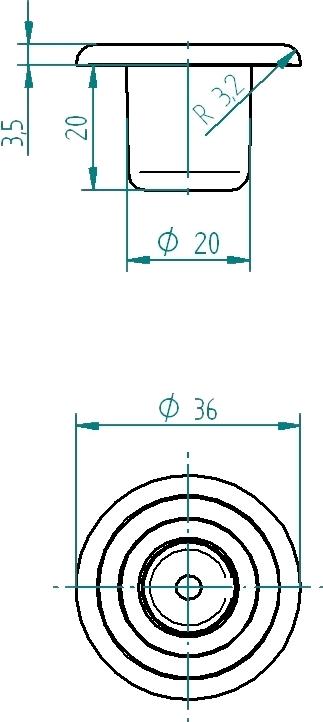 taster whirlwanne ein aus rund 36mm folientaster pooltaster. Black Bedroom Furniture Sets. Home Design Ideas