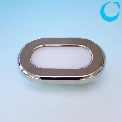duschlampe beleuchtung dusche oval 150 x 95 halogen hochwertig. Black Bedroom Furniture Sets. Home Design Ideas
