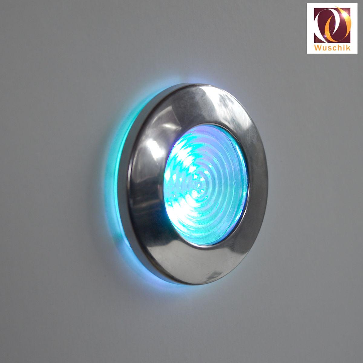 54 mm Colorlight RGB LED Starter kit stainless steel ...